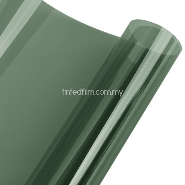Light Green Window Film