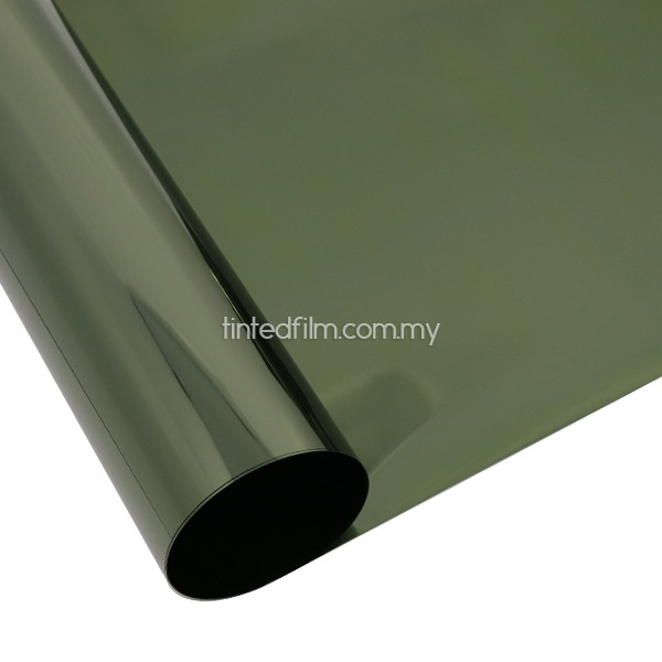 dark Green tinted film