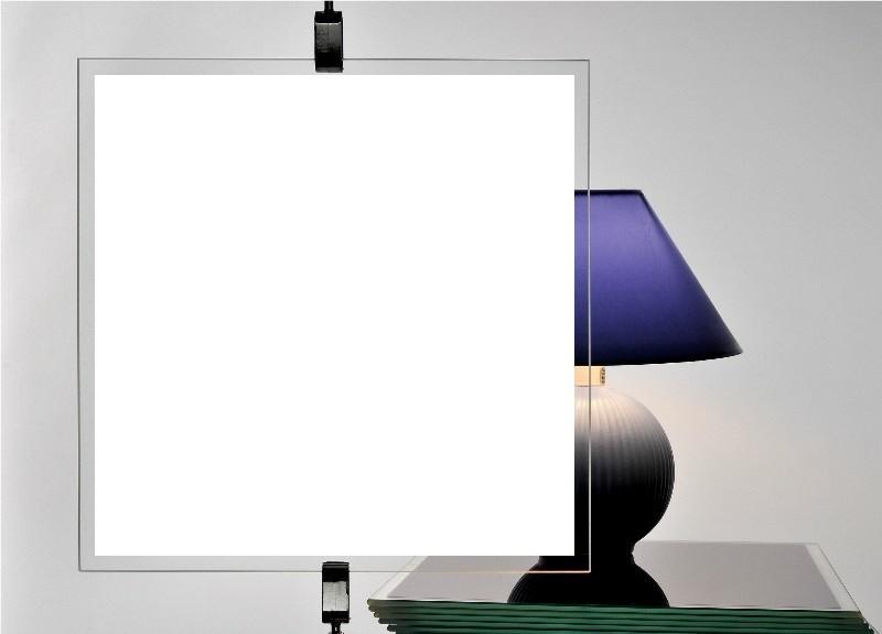 white tinted film